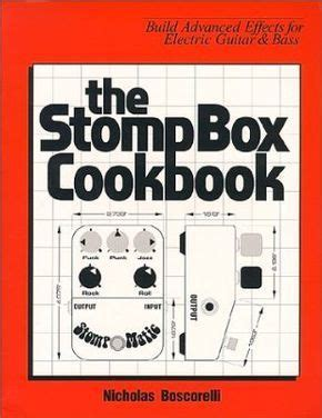 Diy 9 Volt Wood Stompbox Cookbook